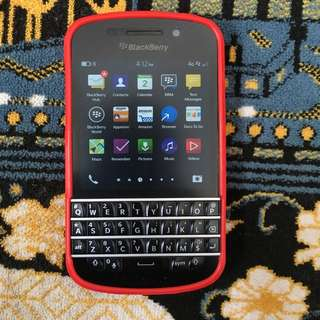 Blackberry Q10 2nd Used