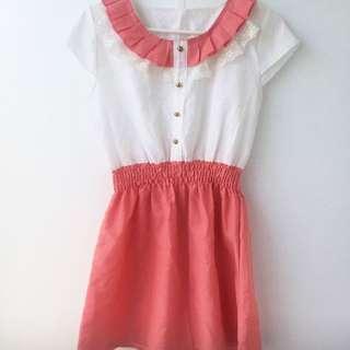 Kawaii Vintage Style Dress