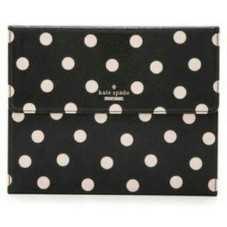 BNIB Kate Spade iPad Cover Bluetooth Keyboard Folio Case Brand New