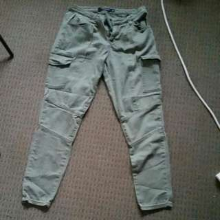Cute Karki Jeans From Glassons