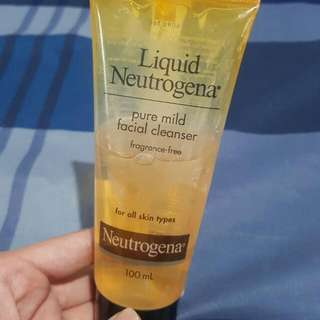 💓 NEUTROGENA Facial Wash