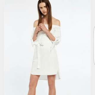 BARDOT DRESS, AU6, BNWT