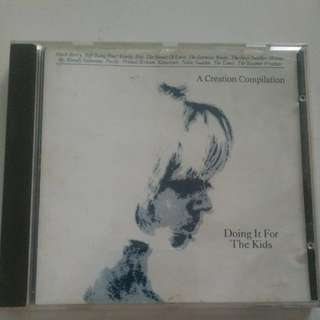 Various - Doing It For The Kids CD