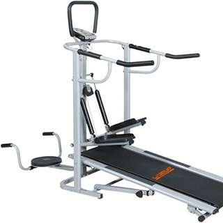 Live Up 4-Way Treadmill