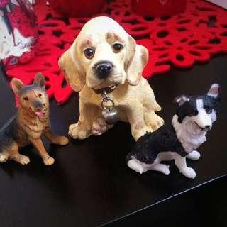 Dog Figurines