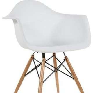 Eames Inspired Designer Eiffel Arm Chair