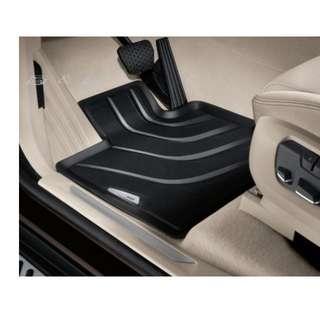 【MKB TUNING 】(B&M精品) BMW F16 X6 德國製 原廠防水 橡膠腳踏墊 25d 35d 30i 40d 50d 現貨