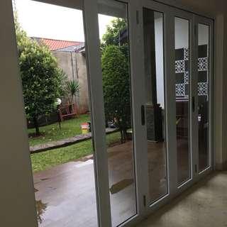 Folding Door UPVC Made In China