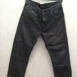 Celana Jeans Panjang GABS (Grey)
