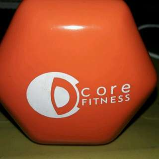 Core Fitness 6lb Dumbell