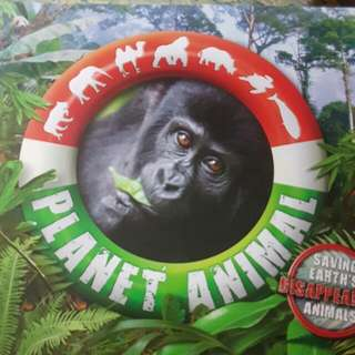 """Planet Animal """"Saving Earth's Disappearing Animals"""""""