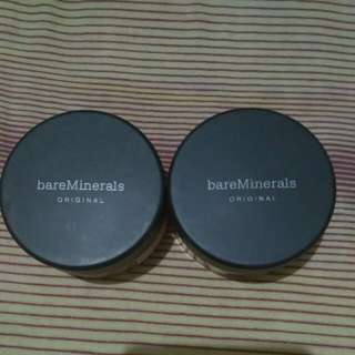 Bare Mineral Finishing Powder