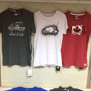 Roots 加拿大 短袖 情侶裝 情人節禮物 T-shirt t恤  polo衫 衣服 酒紅 灰色上衣 root 代購