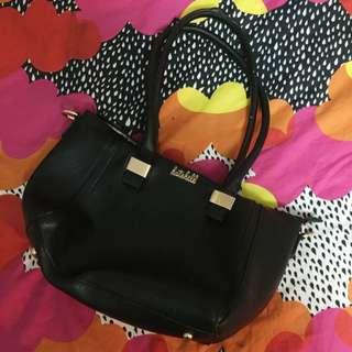 Black Kate Hill Handbag
