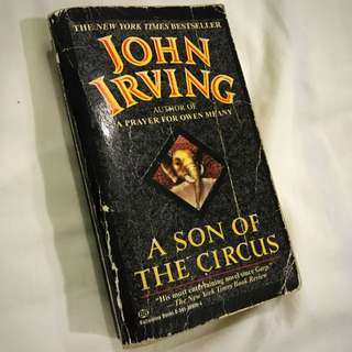 John irving: A Son Of The Circus