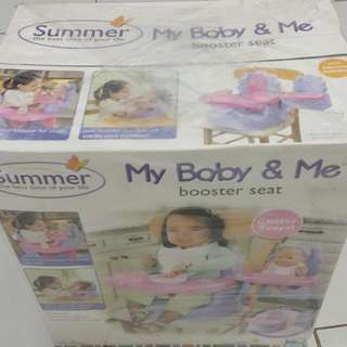 Summer Baby & Me Booster Seat
