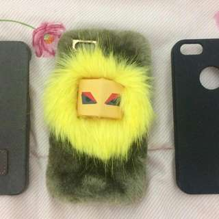 Fendi Case Premiun Quality Iphone 5