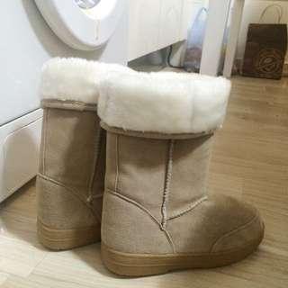 Boot Wool Dari Korea