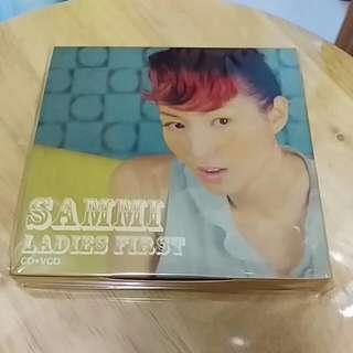 Sammi Ladies First CD+VCD