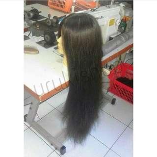 Human Hair (wig)