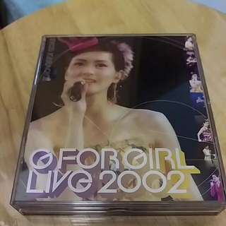 梁詠琪 G For Girl Live 2002
