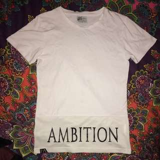 Men's StreetwearXGymApparel AMBITION Top
