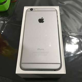 (Fast Deal) iPhone 6 Plus (64GB) Space Grey