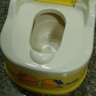 黃色小鴨便器