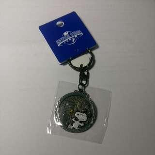 日本環球影城 Snoopy 史努比 鑰匙圈