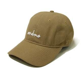 MDNS madnss NEW ERA 920 CAP 余文樂 帽子 老帽 古著 vintage wtaps 棒球帽 軟帽
