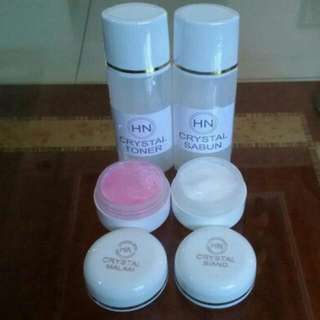 Cream HN Cristal 100% Ory