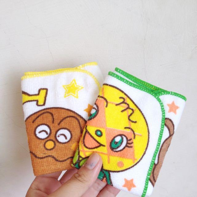 麵包超人小手帕