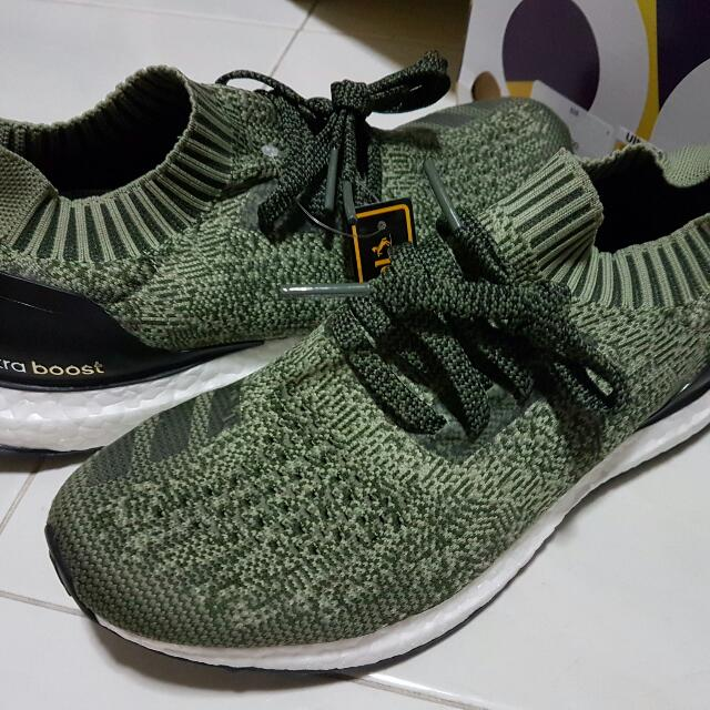 e7736071e Adidas Ultra Boost Uncaged m Olive Green
