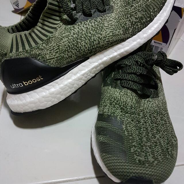 c722b66a39215 Adidas Ultra Boost Uncaged m Olive Green