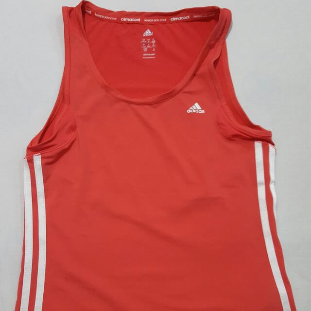 Adidas Workout Top (Size L; Never Used)