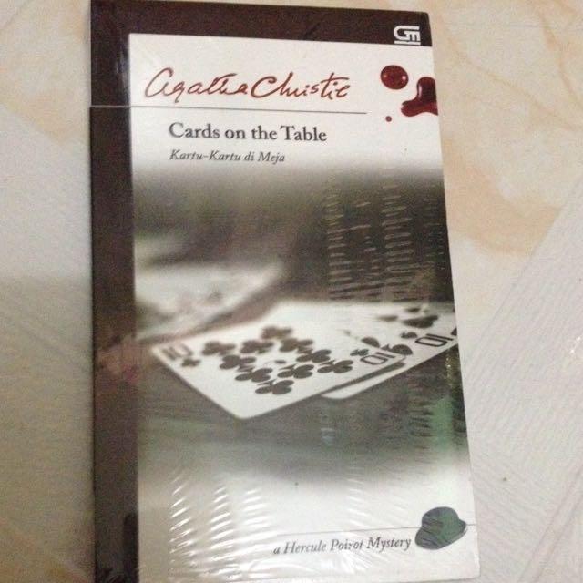 Agatha Christie : Cards On The Table