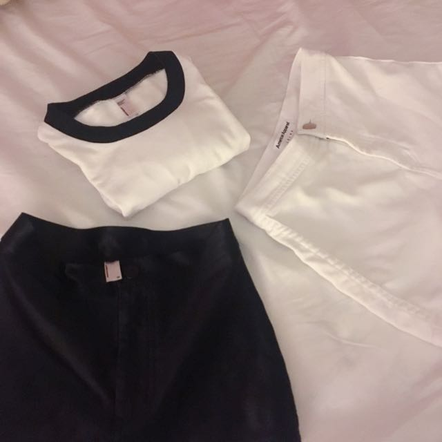 American Apparel Bundle (xs)