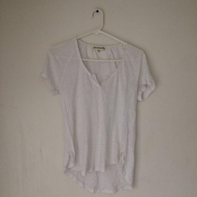 Aritzia Community T Shirt