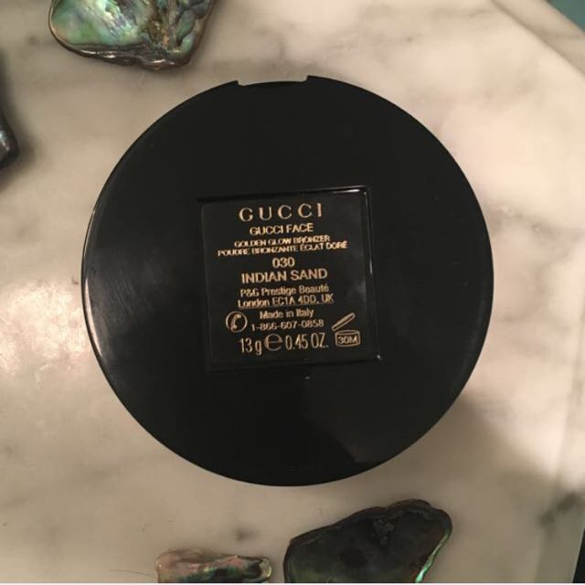 AUTHENTIC GUCCI BRONZER IN INDIAN SAND