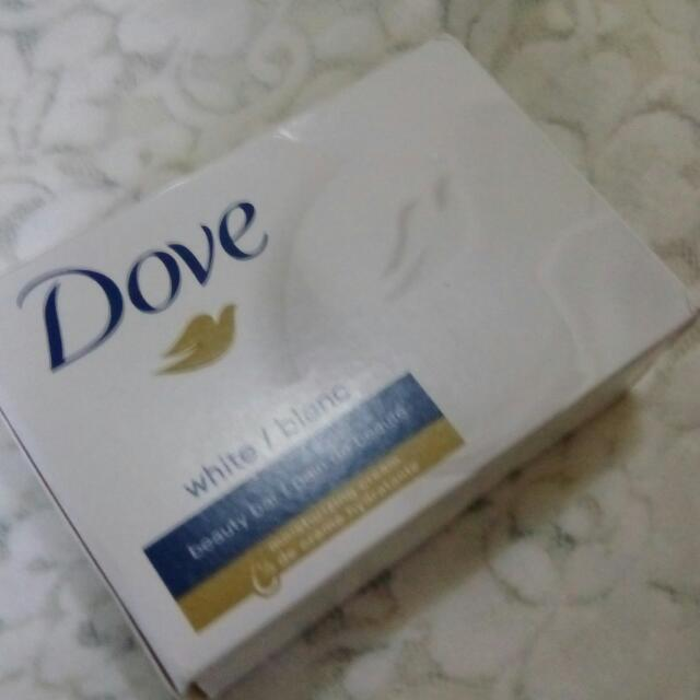 Authentic Soap... Dove, Ivory And Irish Spring