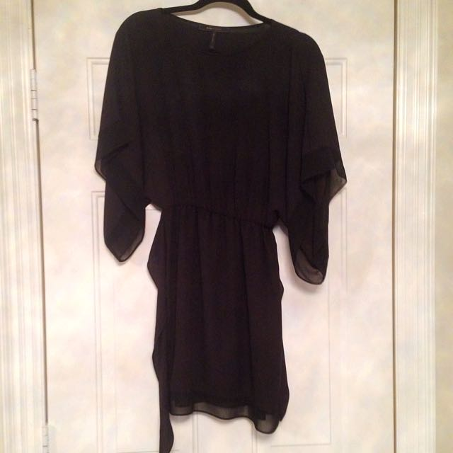 BCBG Maxazaria XXS Black Dress
