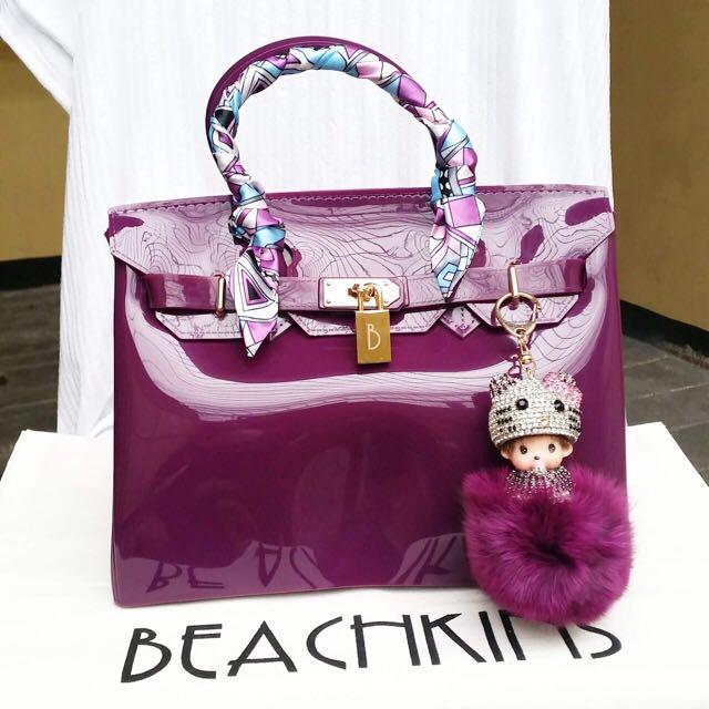 beachkins bags and charms