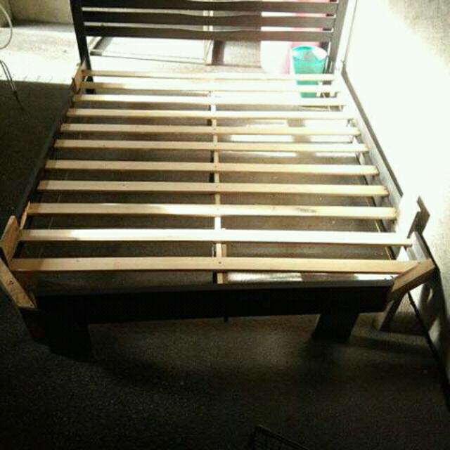 REPRICED: Bed Frame 60x75 Queen Size  Meycauayan Bulacan  For Pick-Up Only