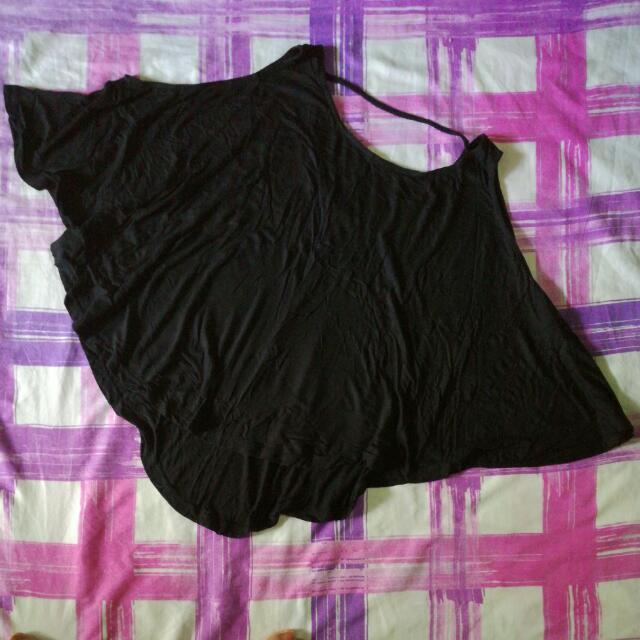 Black Blouse (Bat wing)