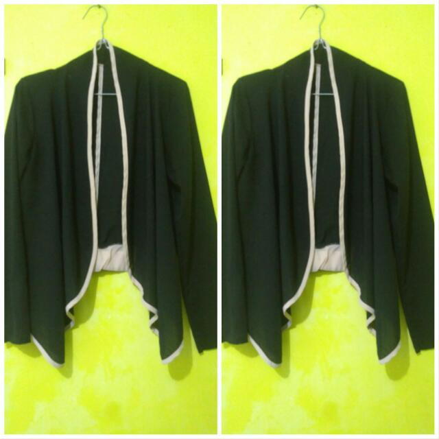 Black Crepe Outer