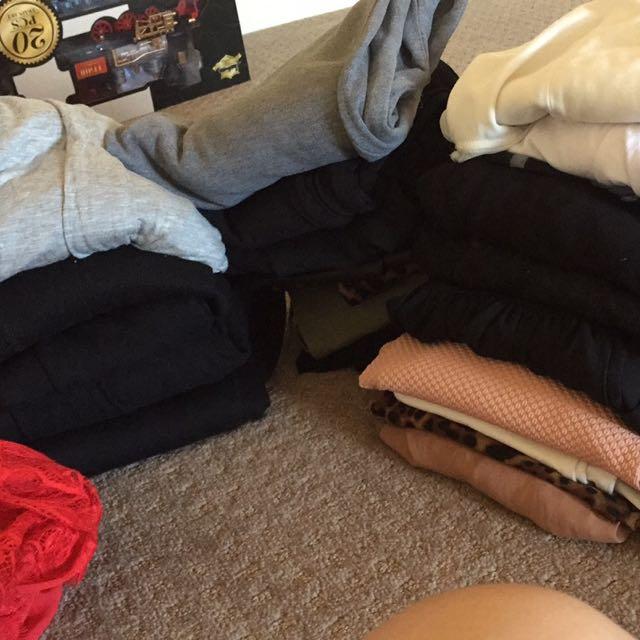 Bulk Clothes $20