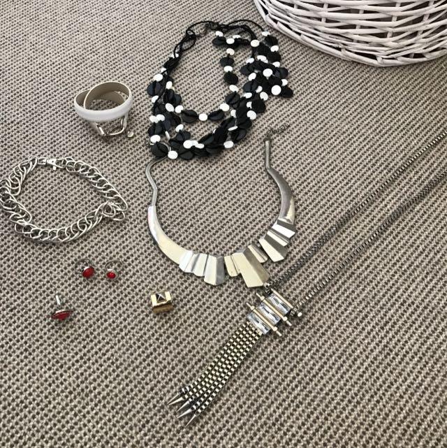 Bunch Of Jewellery