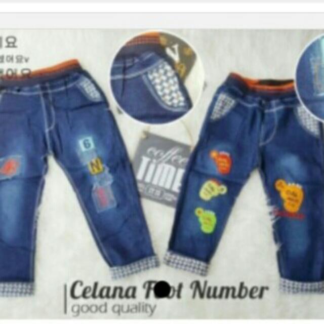 Celana Jeans Anak Murah