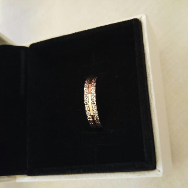 Chow Tai Fook Ring Size 5.5