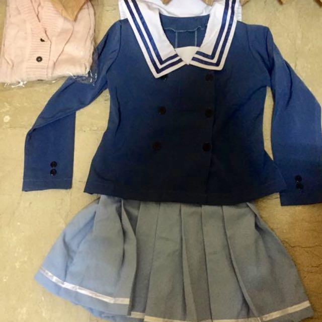 COSPLAY Mirai Kuriyama Costume Fullset